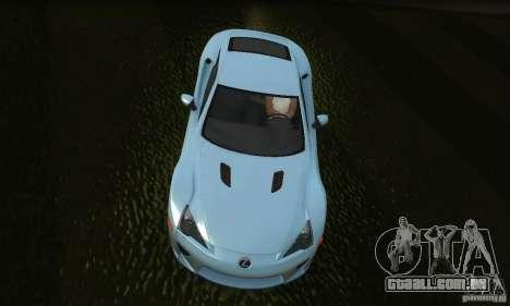 ENBSeries by dyu6 v4.0 para GTA San Andreas sexta tela