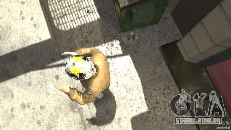 Energy Drink Helmets para GTA 4 segundo screenshot
