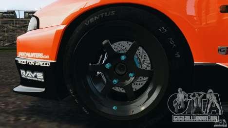 Nissan Skyline GT-R (R33) v1.0 para GTA 4 motor