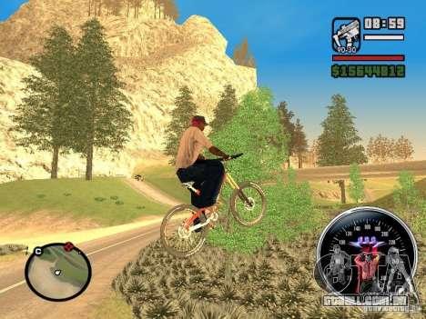 Speed Udo para GTA San Andreas segunda tela