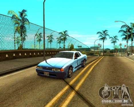 ENBSeries by Sashka911 v2 para GTA San Andreas por diante tela