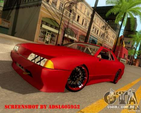 Elegy Drift Korch para GTA San Andreas