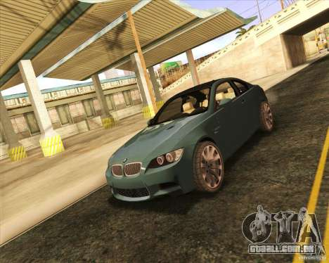 NFS The Run ENBSeries by Sankalol para GTA San Andreas sétima tela