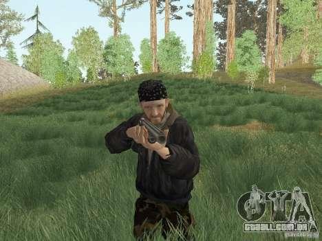 Hunting Mod para GTA San Andreas sexta tela
