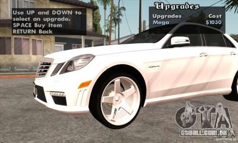 Wheels Pack by EMZone para GTA San Andreas décimo tela