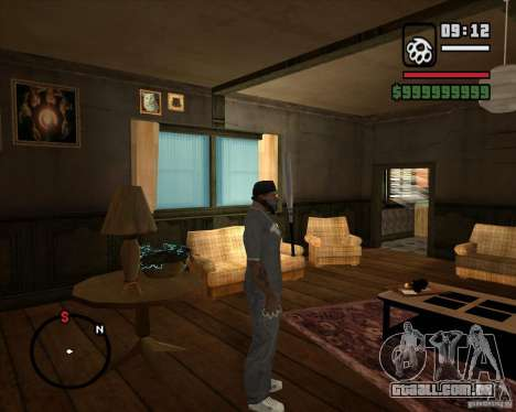 Greetings 2U: GS para GTA San Andreas sétima tela