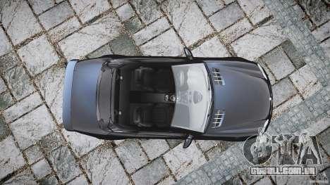 Mercedes Benz SL65 AMG para GTA 4 vista direita