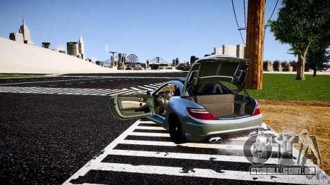 Mercedes-Benz SLK 2012 para GTA 4 motor