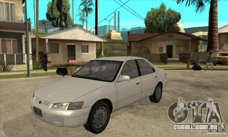 Toyota Camry 2.2 LE 1997 para GTA San Andreas