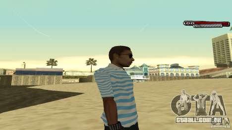 New Latinos para GTA San Andreas terceira tela