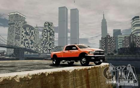 Dodge Ram 3500 Stock Final para GTA 4 vista lateral