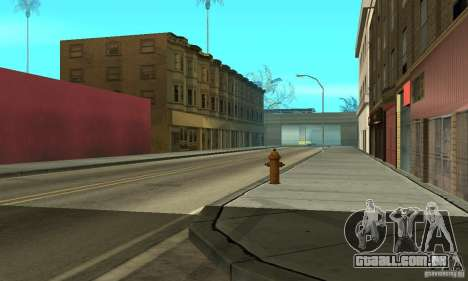New Island para GTA San Andreas terceira tela