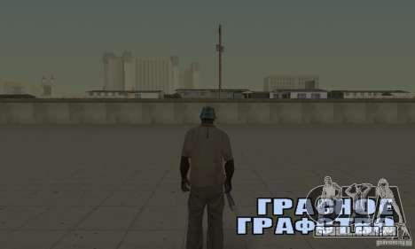 Sohranâjsâ onde você quiser para GTA San Andreas quinto tela