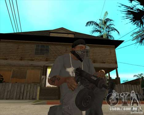 Armas de Pak de Fallout New Vegas para GTA San Andreas