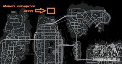 Chechen Mod v1.0 para GTA 4 sétima tela