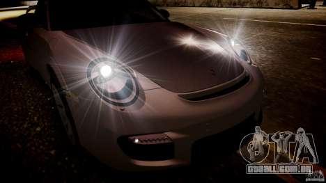 Porsche 911 GT2 RS 2012 para GTA 4 vista de volta
