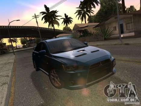 IG ENBSeries v2.0 para GTA San Andreas nono tela