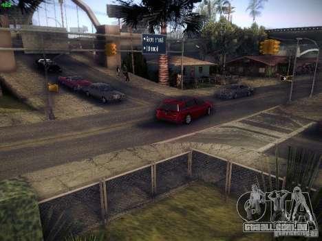 Todas Ruas v3.0 (Los Santos) para GTA San Andreas terceira tela
