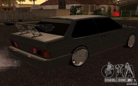 VAZ 2115 Coupe para GTA San Andreas vista direita