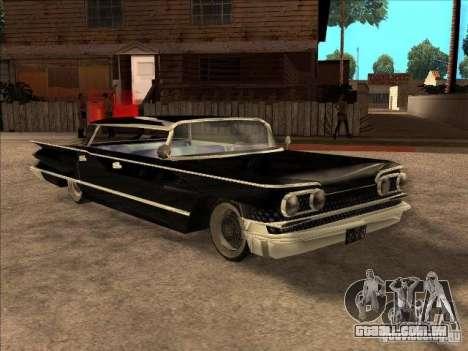 Buick Santiago para GTA San Andreas