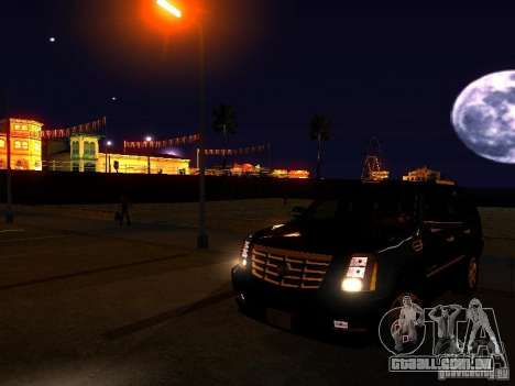 ENBSeries by JudasVladislav para GTA San Andreas quinto tela