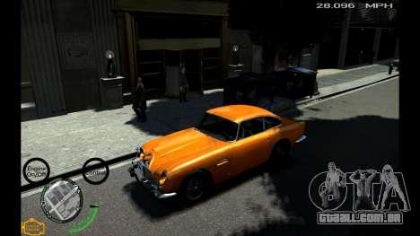 Luzes do carro para GTA 4