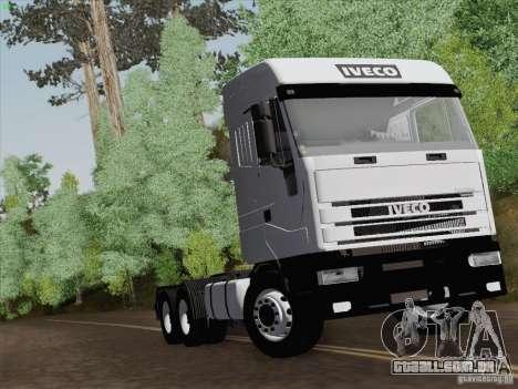 Iveco Eurostar para as rodas de GTA San Andreas