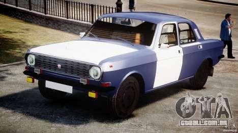 Volga GAZ-2410 1989 v 2.1 para GTA 4