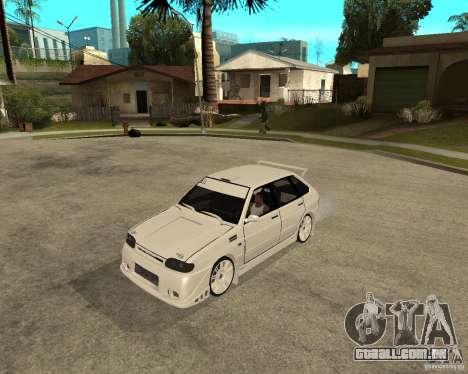 ВАЗ 2114 Mechenny para GTA San Andreas