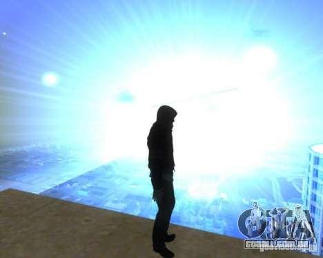 Prototype MOD para GTA San Andreas terceira tela