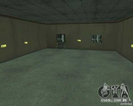 Base do dragão para GTA San Andreas quinto tela
