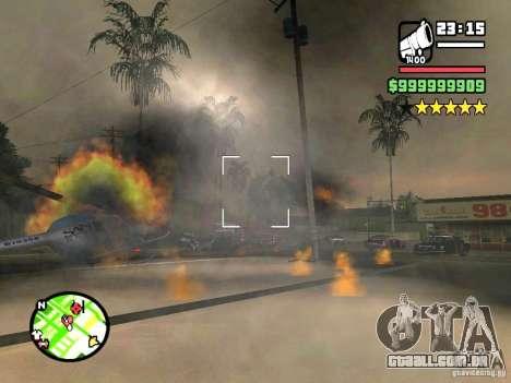 Uma prisão real para GTA San Andreas terceira tela