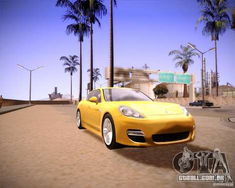 ENBseries by slavheg v2 para GTA San Andreas nono tela