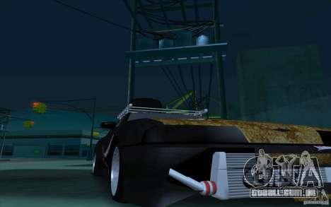 Elegy Rat by Kalpak v1 para GTA San Andreas vista interior