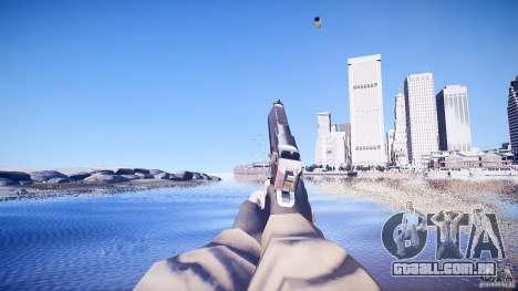 Novo Deagle para GTA 4 por diante tela