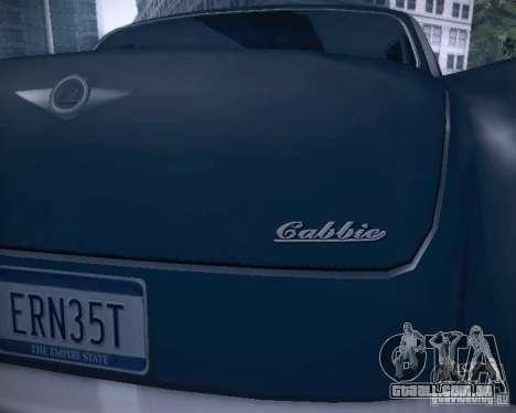 Diablo Cabbie HD para as rodas de GTA San Andreas