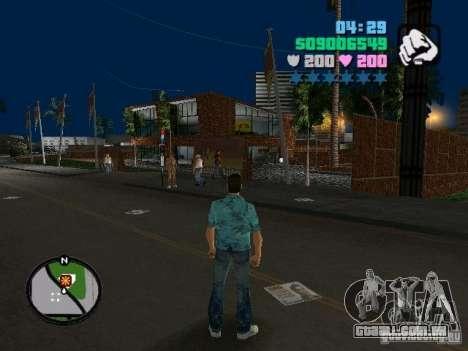 New Auto show para GTA Vice City segunda tela