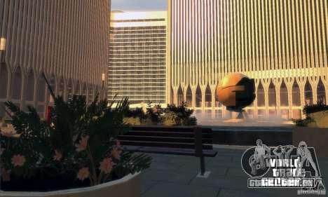 World Trade Center para GTA 4 por diante tela