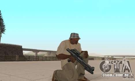 Pacote de armas de Star Wars para GTA San Andreas oitavo tela