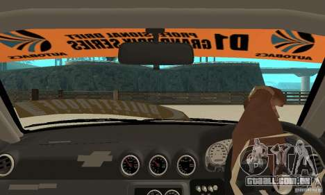 Nissan Silvia S15 Top Secret para GTA San Andreas vista direita