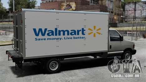 O novo anúncio para caminhão corcel para GTA 4 esquerda vista