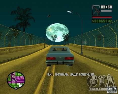 Lua para GTA San Andreas
