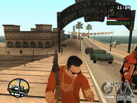 Lança para GTA San Andreas terceira tela