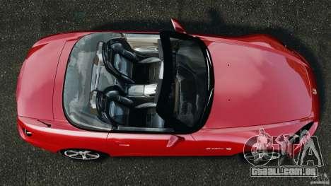 Honda S2000 v1.1 para GTA 4 vista direita