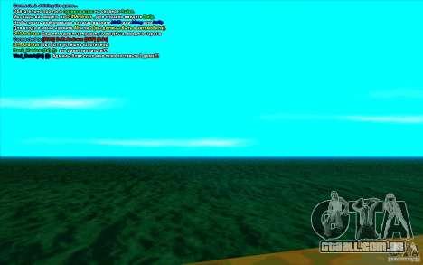 Qualitativa Enbseries 2 para GTA San Andreas segunda tela