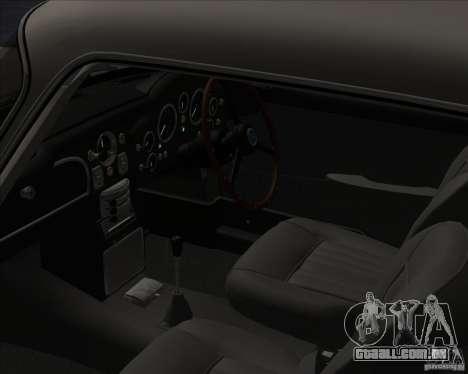 Aston Martin DB5 para GTA San Andreas vista direita