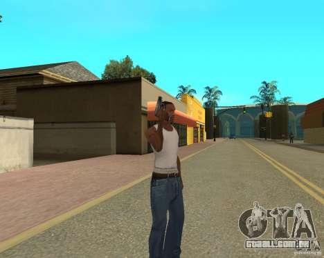 Armas de STALKERa para GTA San Andreas segunda tela