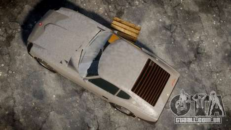 Nissan 260ZX Fairlady Z para GTA 4 vista direita