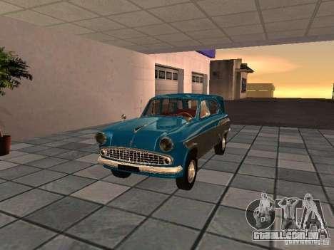 Moskvitch 423 para GTA San Andreas
