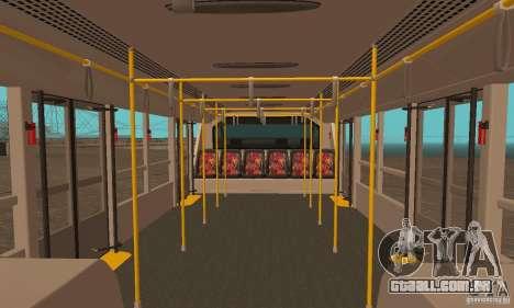 Design X XAPGL para GTA San Andreas vista direita
